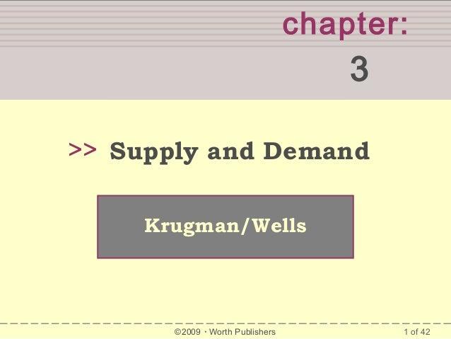 Krugman ch 3