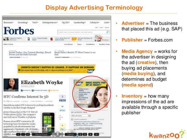 Display Advertising Landscape » Attribution 101