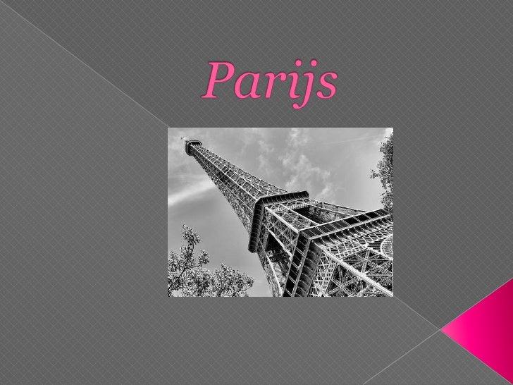 Slideshow Parijs