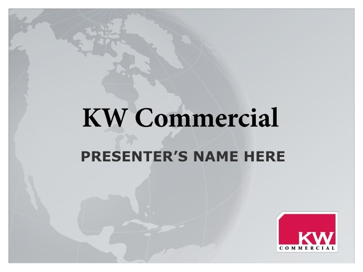 KW Commercial Career
