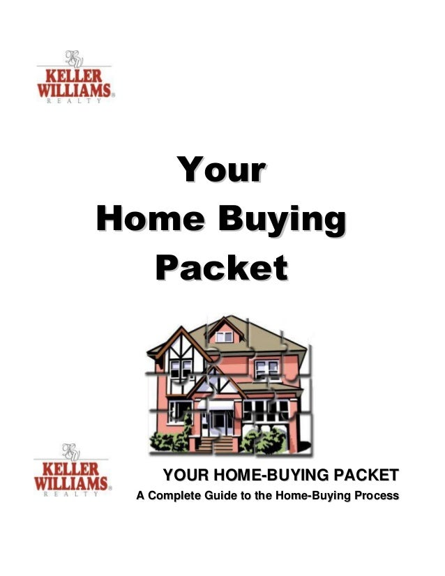 Kw home buying_packet