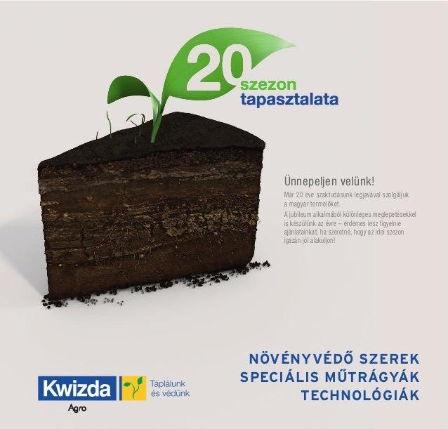 Kwizda katalogus 2014