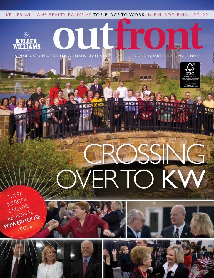 KW Outfront Magazine - 2