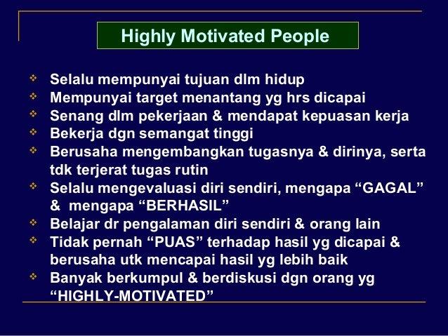 Pengembangan Diri Motivasi Relation Pengembangan Diri