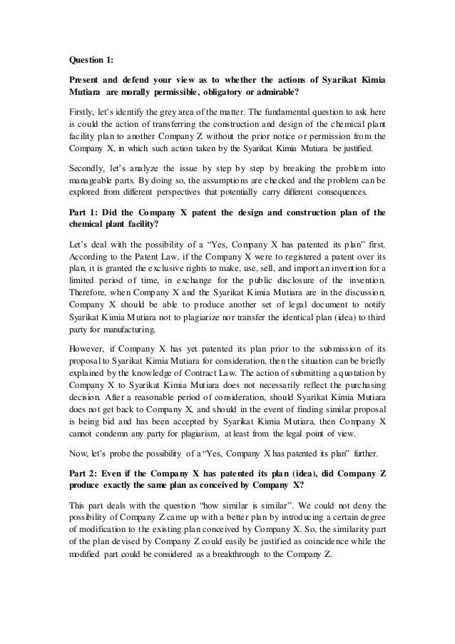 LAW122 Quiz: Law Ethical Reasoning Essay.docx