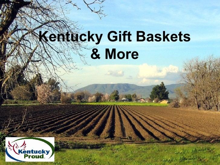 Kentucky Gift Baskets & More