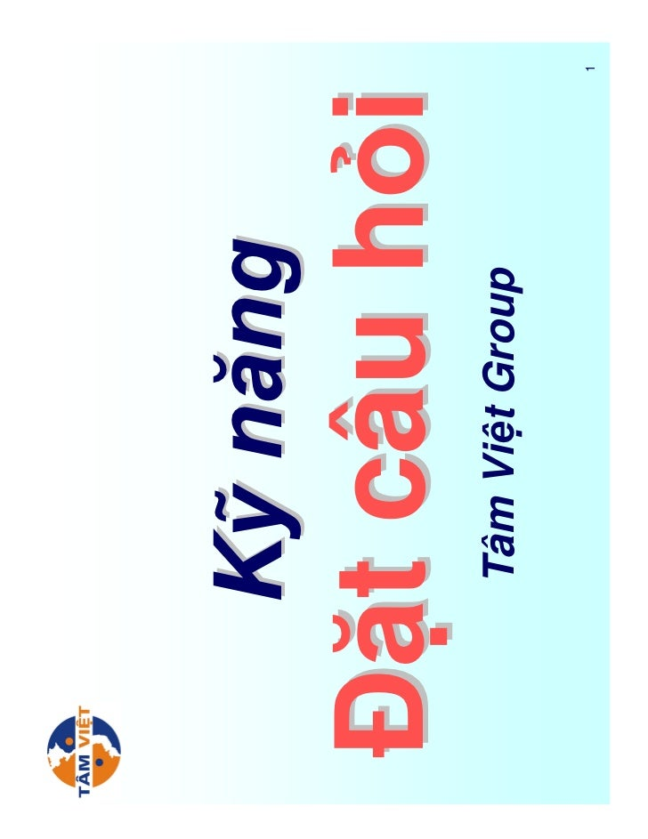Ky Nang Dat Cau Hoi