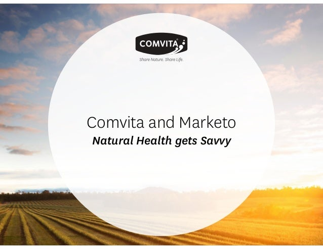 Comvita and Marketo: Natural Health gets Savvy - Kylie Glover