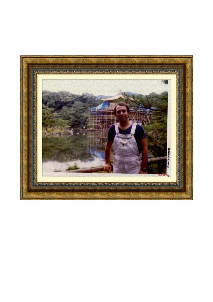 Francisco Barberá mi primer viaje a Tokyo 1980   INFORMACIONES SOBRE KYOTO     BY Francisco Barberá    pintor español vive...