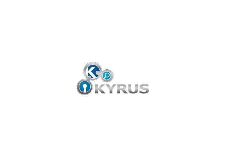 ModernPost-ExploitationStrategiesRich SmithKyrus             Rich@Kyr.us