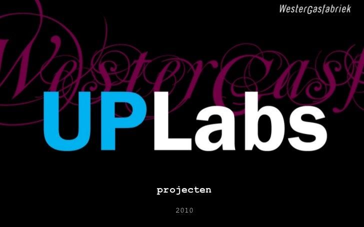 projecten 2010