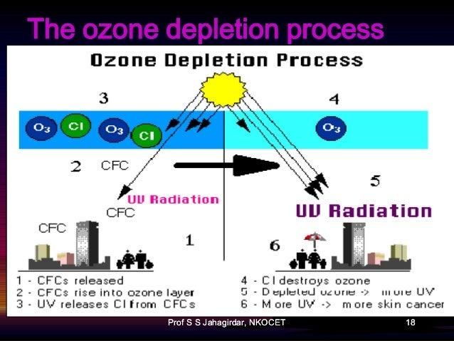 Ozone Depletion Essay