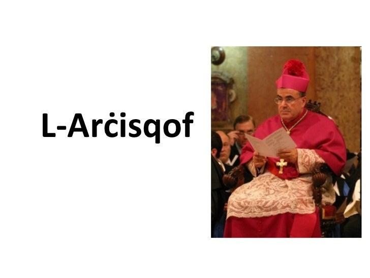 L-Arcisqof Pawlu Cremona