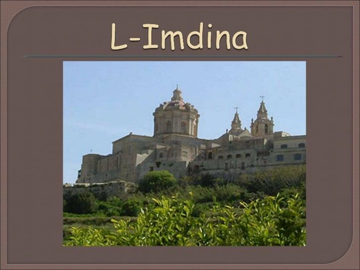 L Imdina