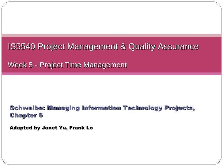 L05 time management
