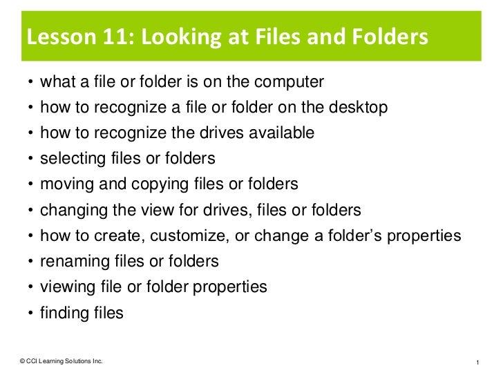 L11 slides