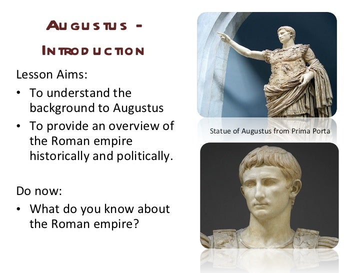 L1 Introduction to Augustus