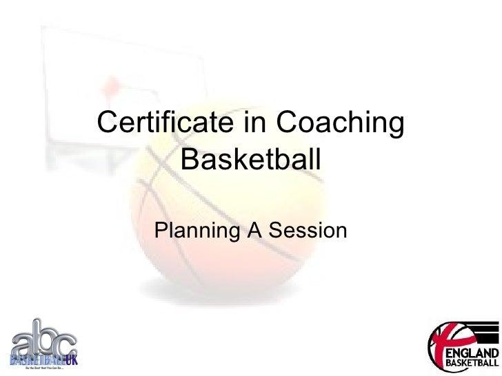 L1 Planning A Session   Jan10