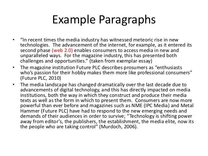 Advancement Of Technology Essay