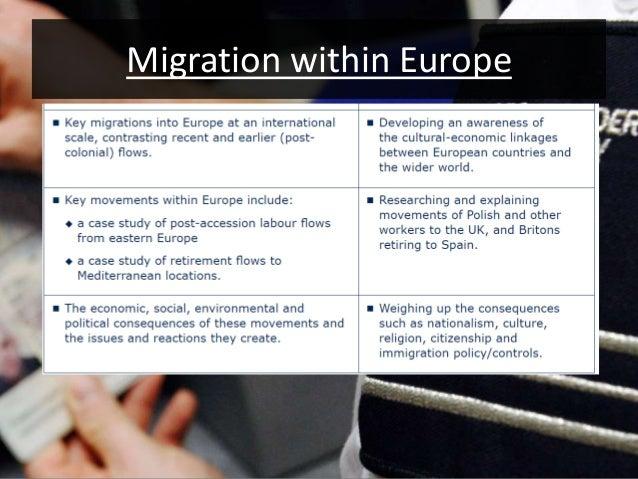 L2 ap european migration