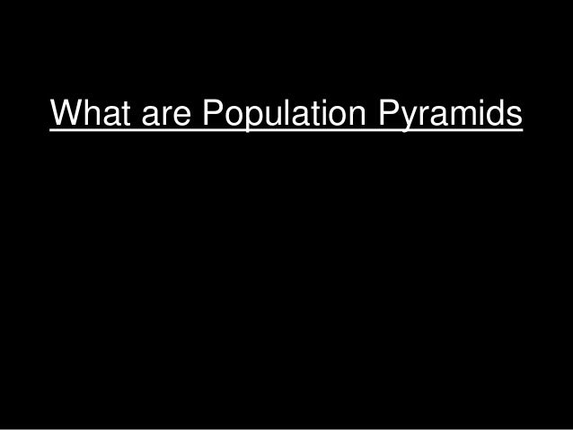What are Population Pyramids