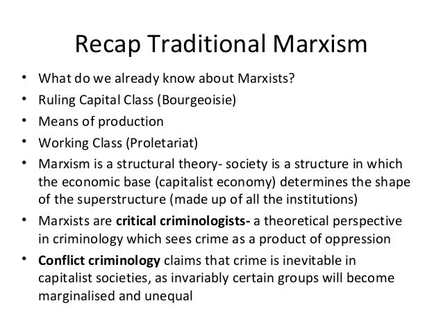 essay relating marxist theory with the