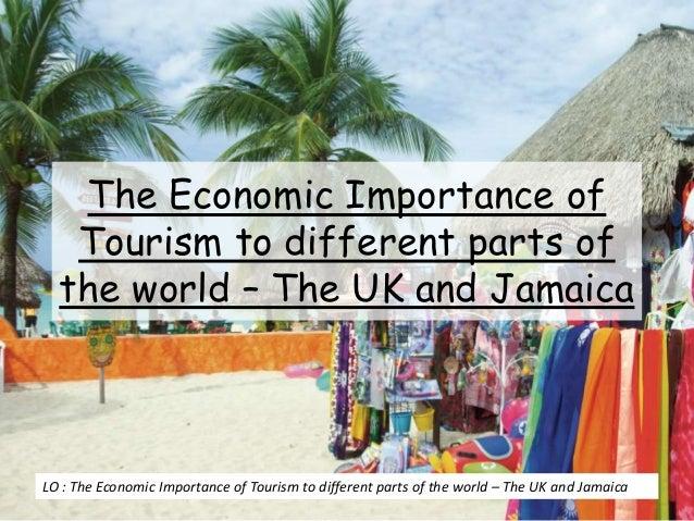 L2 the economic importance of tourism ap