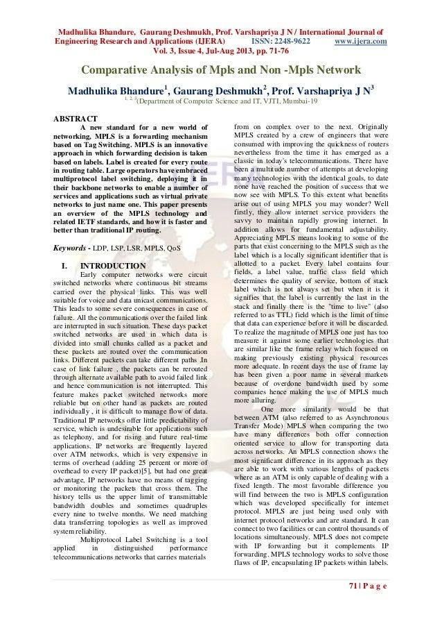 Madhulika Bhandure, Gaurang Deshmukh, Prof. Varshapriya J N / International Journal of Engineering Research and Applicatio...