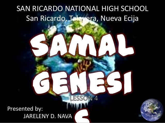Samal Genesis