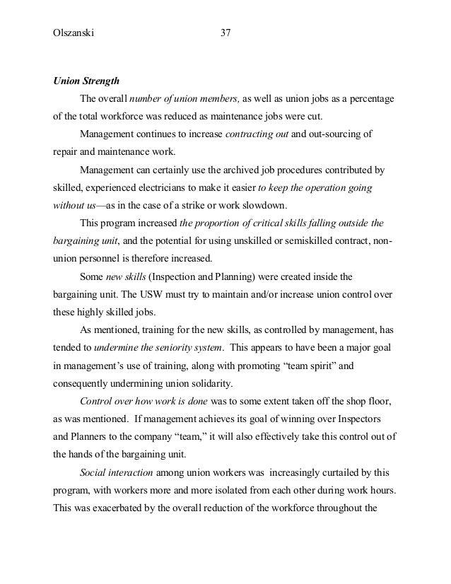 Thesis statement on the movie crash