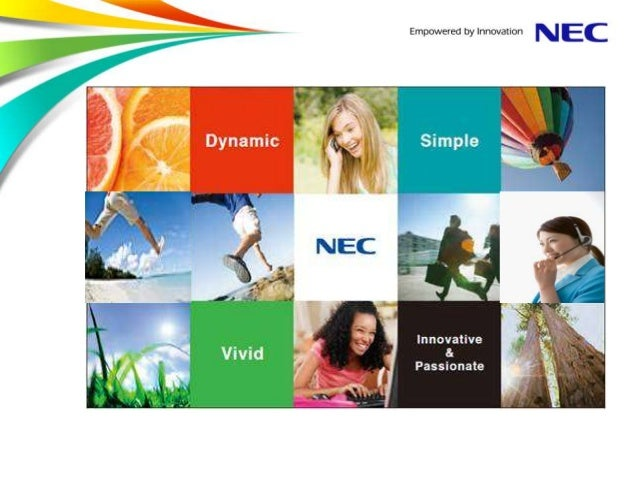 Why NEC Display Solutions?▐   One Stop Solutions: Only company in the world to offer a comprehensive range of projection s...
