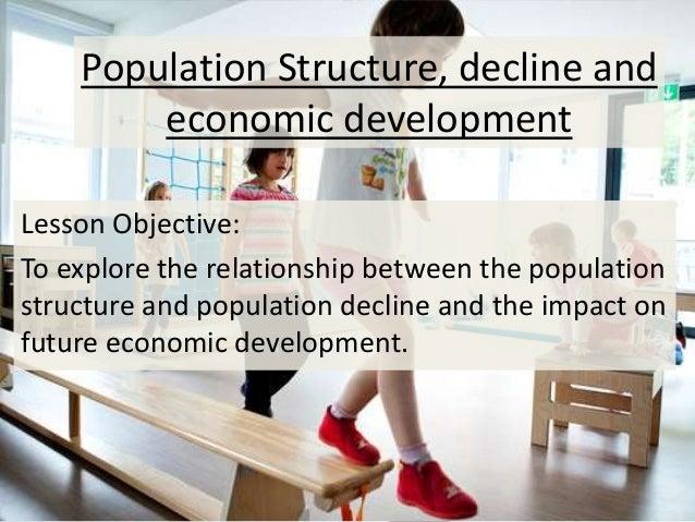 L5 ap population structure & economic development