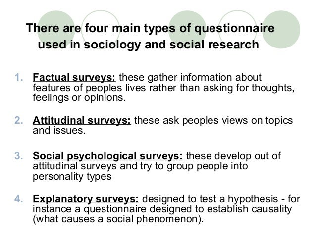 Sociology Essay Examples