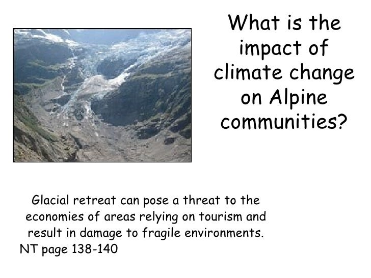 L9 Impact Of Climate Change On Alps