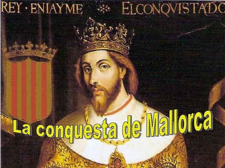 La conquesta de Mallorca