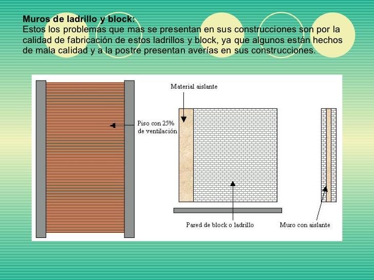 La construcci n en climas calidos - Materiales de construccion para fachadas ...