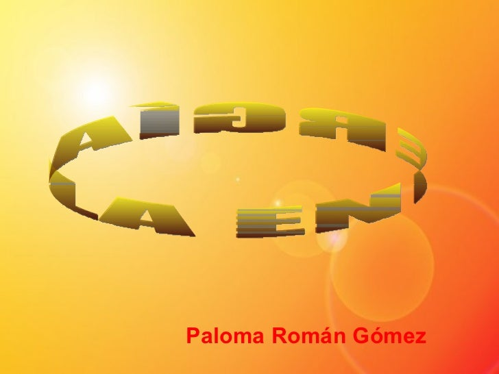 Paloma Román Gómez