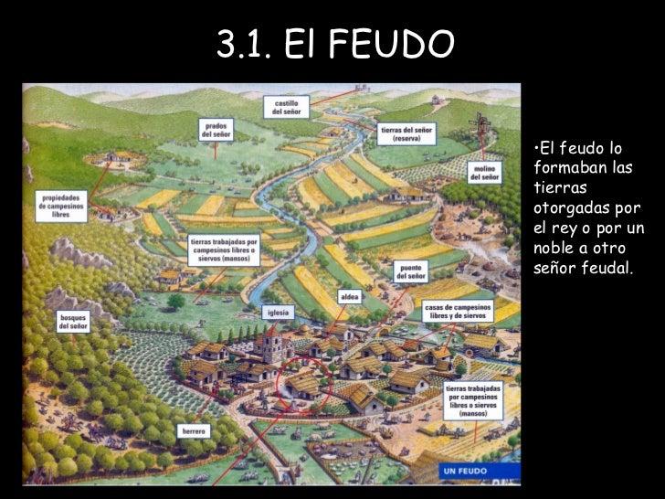 la europa feudal 2 u00ba eso