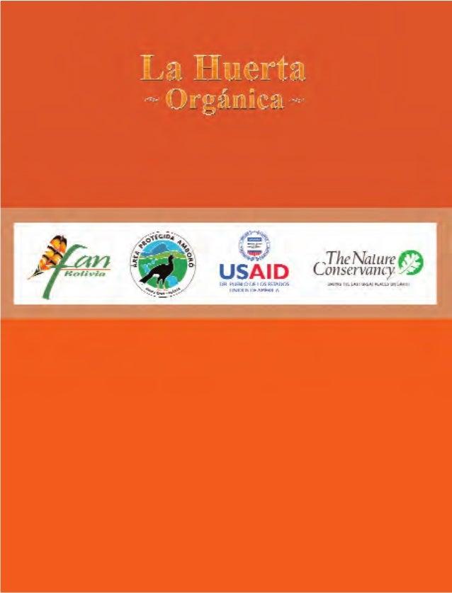 La huerta-organica