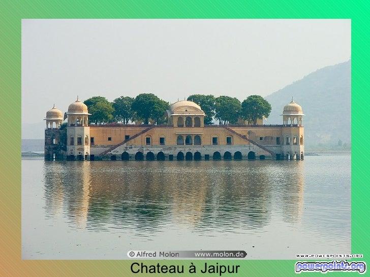 Chateau à Jaipur