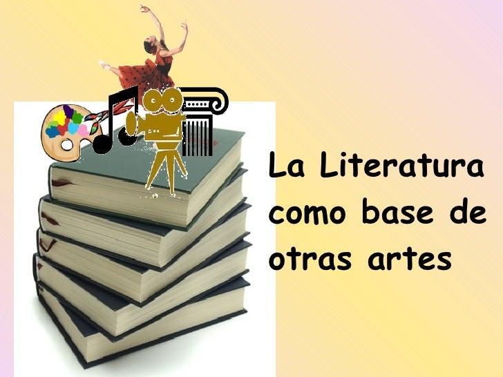 el arte en la literatura: