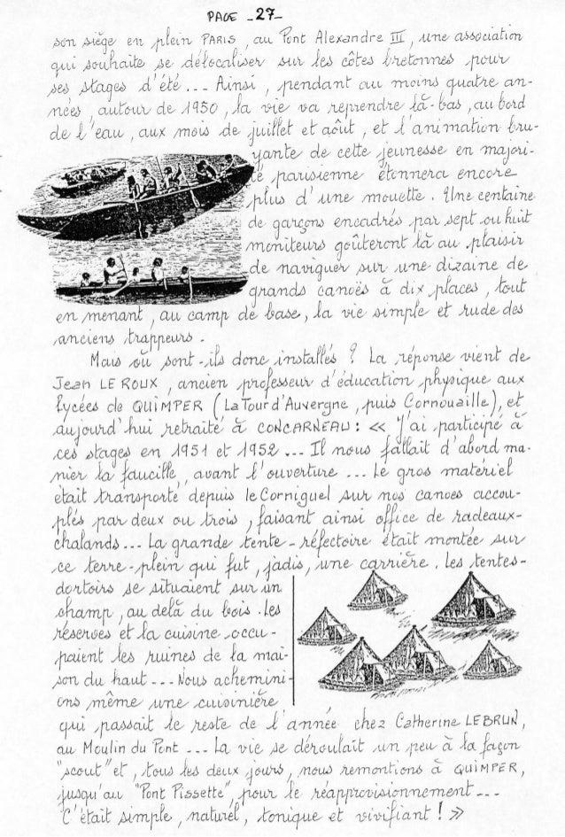 La mer au Pays de Fouesnant -  2222