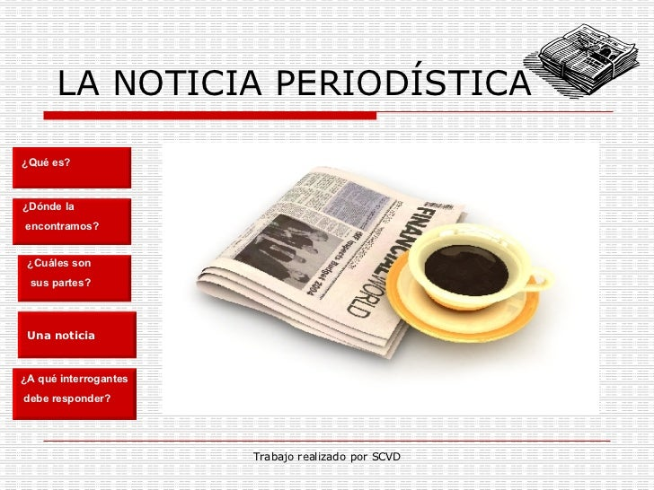La Noticia Periodística