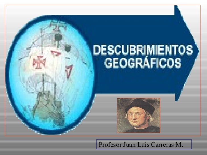 Profesor Juan Luis Carreras M.