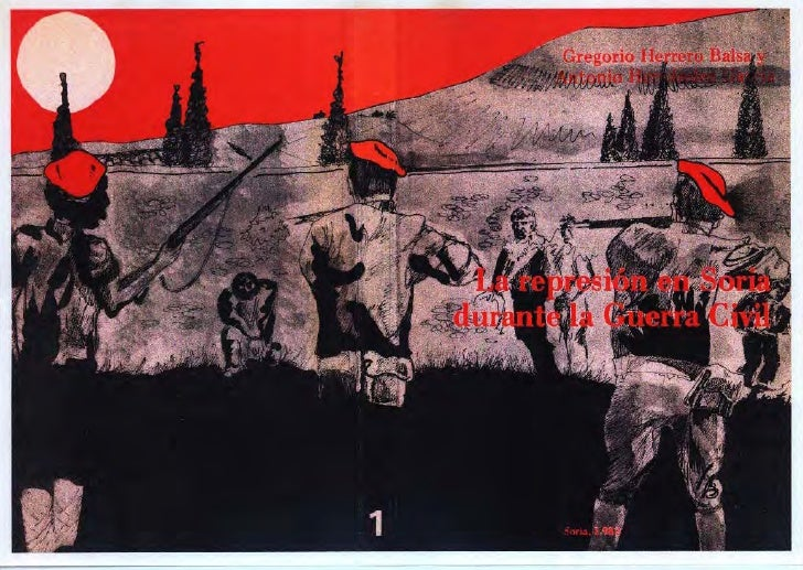 La represión en Soria durante la Guerra Civil, 1
