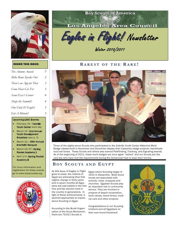 Laac Esa Newsletter 5