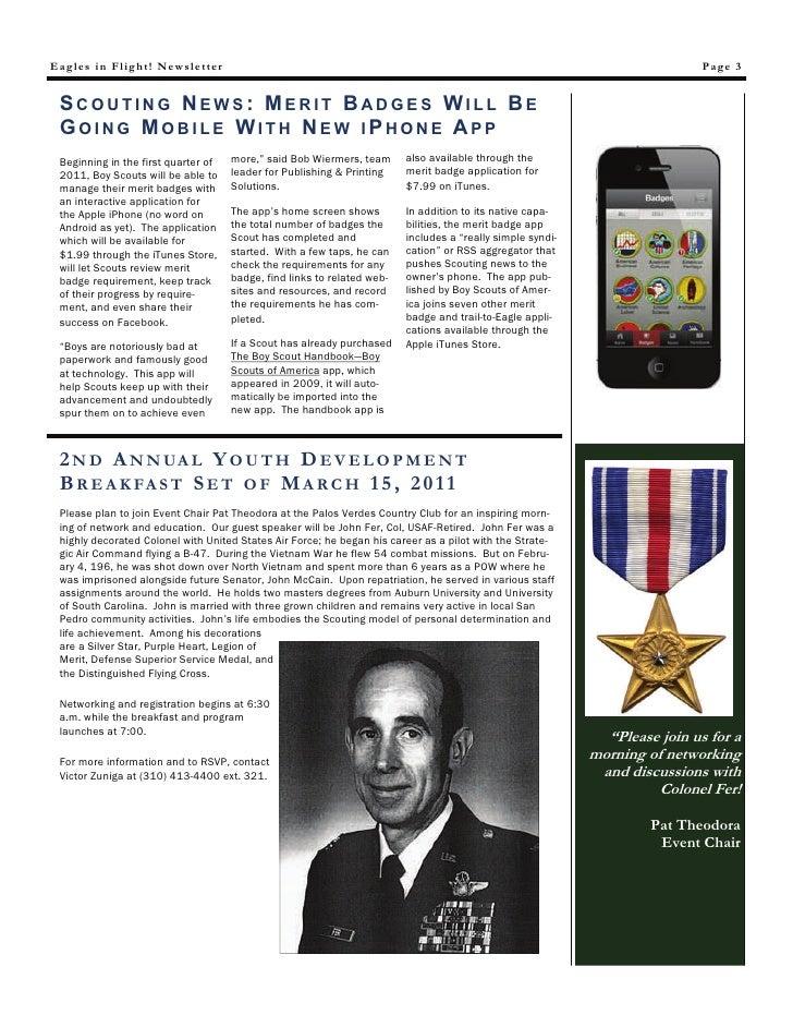 Signaling Merit Badge News Merit Badges Will be