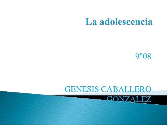 La adolescencia!!