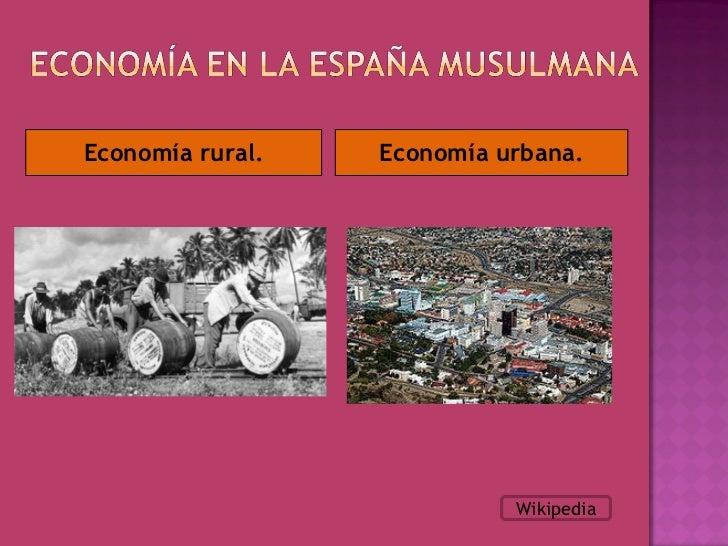 La agricultura de la españa musulmana