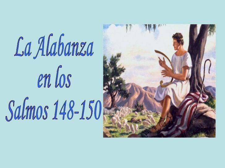 La Alabanza en los Salmos 148-150